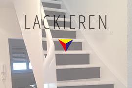 Lackieren - Malermeister Rankl - Frankfurt am Main