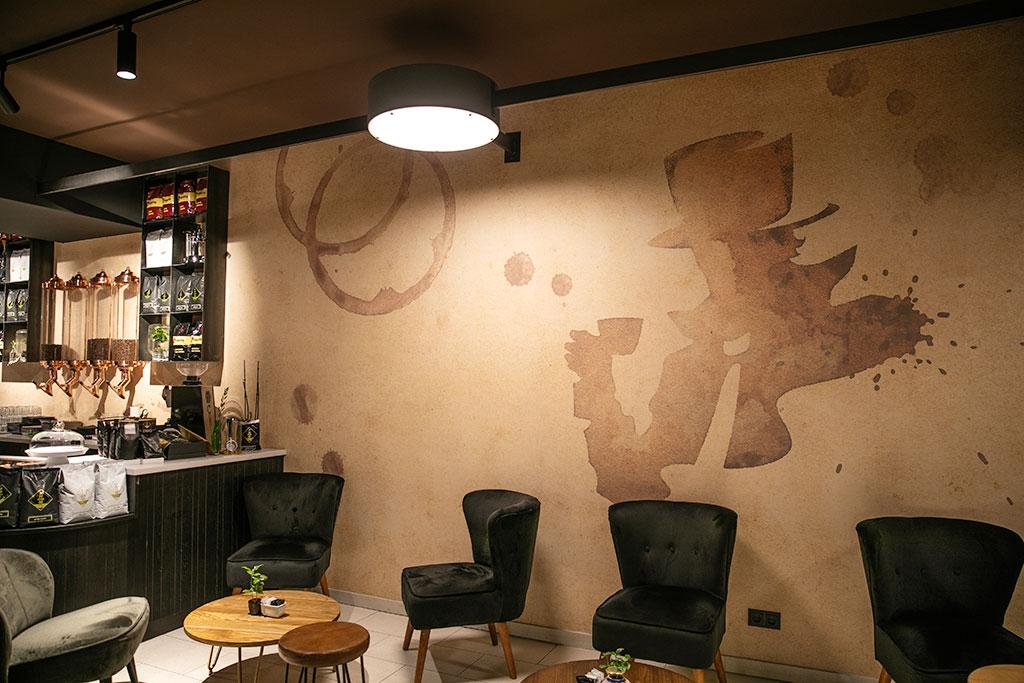 Tapezieren - Wandgetaltung - Coffeosi